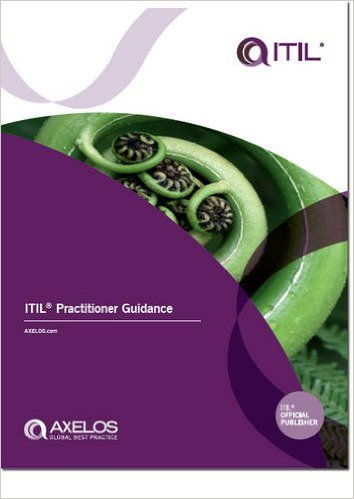 ITIL Practitioner Guidance Cover