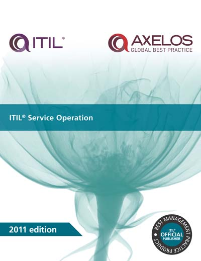 ITIL-Service-Operation Cover