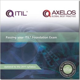 Passing Your ITIL Foundation Exam Cover